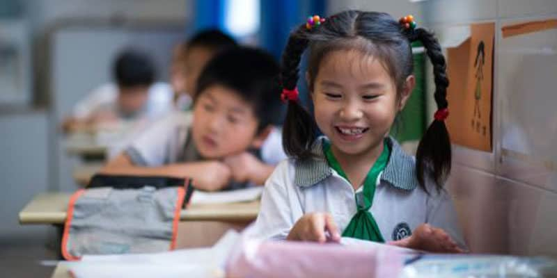 Concerns about possible dealmaking constraints hit Chinese education stocks