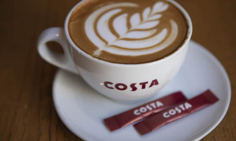 Coca-Cola takes on Starbucks with $5.1 billion deal to buy world's second biggest coffee chain Costa